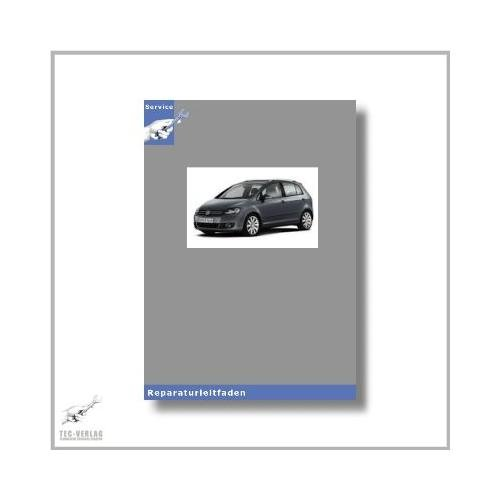 VW Golf VI Plus, Typ 52 (08-14) Stromlaufplan / Schaltplan - Reparaturleitfaden [Seitenzahl: 918]