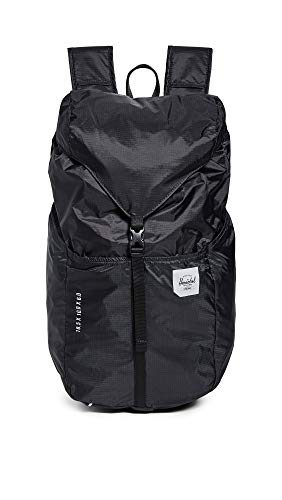 Herschel Supply Co. Men's Trail Ultralight Daypack, Black, One Size