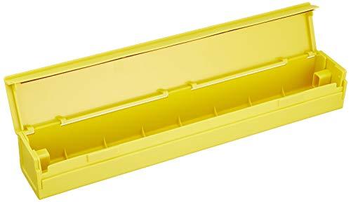 パール金属ラップケースイエロー30cm用キッチリ切れるHB-4227