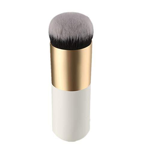 Drawihi 1 pcs Pinceau de Maquillage Brosse de Fond de Teint BB Pinceau Brosse de Maquillage Portable Tête Ronde