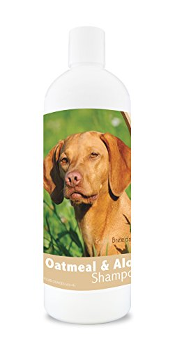 Healthy Breeds Oatmeal & Aloe Dog Shampoo