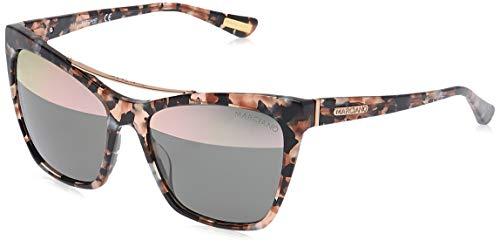 Guess by Marciano Sonnenbrille GM0753 74T 57 Gafas de sol, Multicolor (Mehrfarbig), 57.0 para Mujer