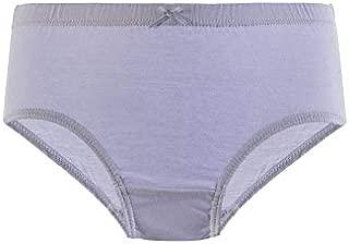 Mariposa Women's Cotton Inner Elastic Plain Panty