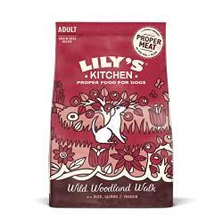 Lily's Kitchen Venison & Duck Cibo Secco Completo per Cani - Cervo (12kg)