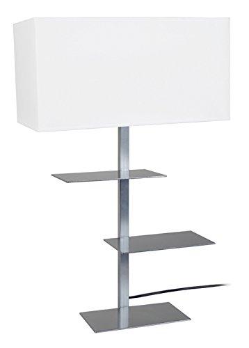 Tosel 64333 Akita, Acier/Peinture Époxy/Coton, Aluminium, 400 x 600 mm