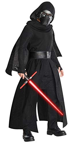 STAR WARS Rubie's Men's Episode VII: The Force Awakens Deluxe Kylo Ren Adult Sized Costume, As Shown, X-Large US (820209)