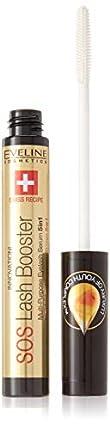 Eveline Cosmetics SOS Lash Booster – Sérum de pestañas 5en 1, 1unidad de 10ml