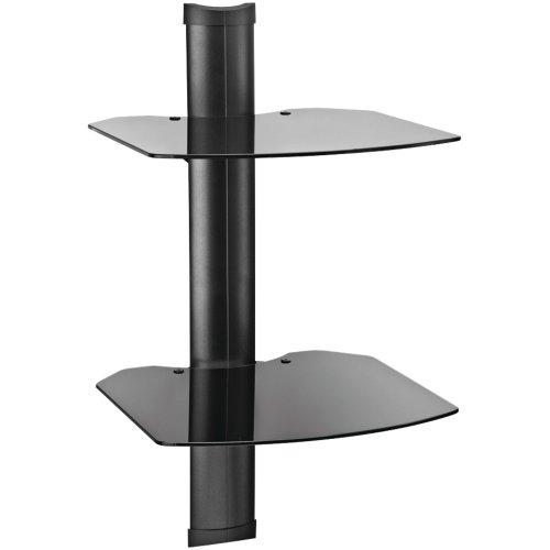 OMNIMOUNT TRIA 2 B TRIA2B 2-Shelf Wall Furniture System electronic consumer