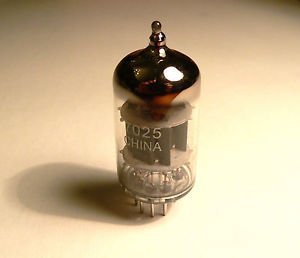 Jellyfish Audio - Válvula 7025 para Amplificador de Guitarra Mullard/Marshall British HiFi...