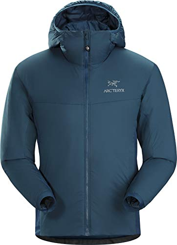 Arc'teryx Atom LT Hoody Men's   Versatile and Lightweight Synthetic Insulated Hoody   Nereus, Small
