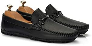 Muggo Mb107 Erkek Loafer Ayakkabı Siyah-41
