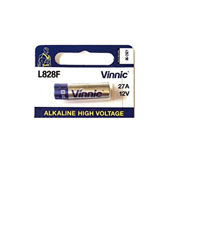 Pile 27A vinnic Haute Voltage 1 pile 12v