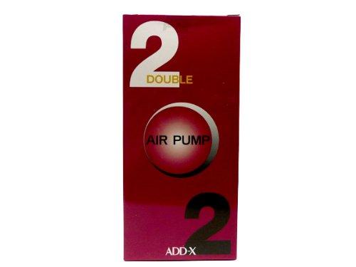 アデックス エアーポンプ X202(2口吐出)