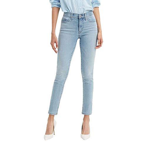 Levi's Damen 311 Shaping Skinny Jeans, Slate Oahu Morning Dew, 30W / 28L