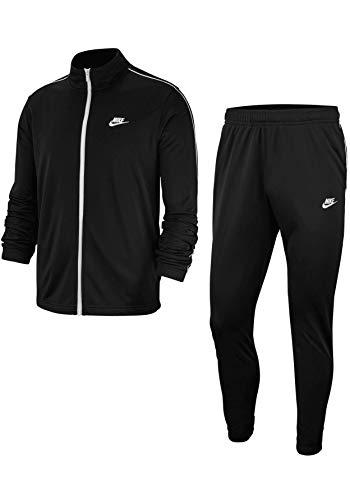 Nike Tracksuit Trainingsanzug (M, Black/White)