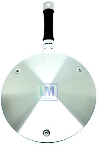 Upromax Induction Embossed 9 5 Cooktop Converter Disk Stainless Steel Plate Cookware product image