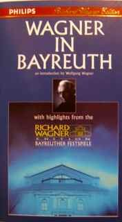 Wagner in Bayreuth [USA] [VHS]