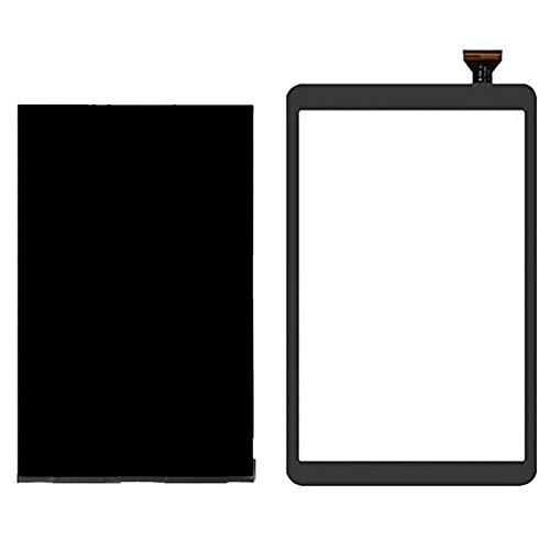 Screen replacement kit Fit For Samsung Galaxy Tab A 10.1 2016 SM-T580 T585 T587 Lcd Display Screen +Touch Digitizer Free Tools Repair kit replacement screen (Color : Lcd and touch black)