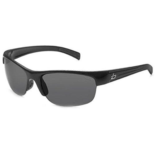 bollé Sonnenbrille Chase - Gafas de Ciclismo, Color Negro, Talla M