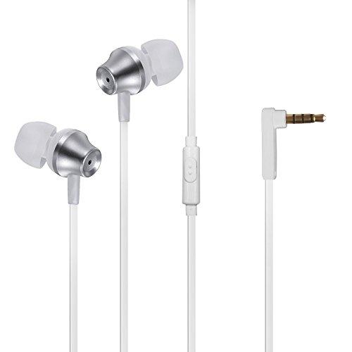 Envent Beatz 307 ET-EPIE307 BK Wired Earphones with Mic (Black)