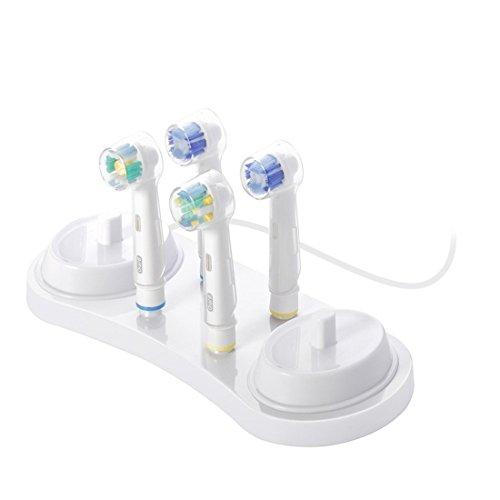 FLM Tapas de Protección - Soporte para Cepillo de Dientes Eléctrico con...