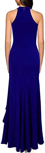 Royal blue wedding gowns _image2