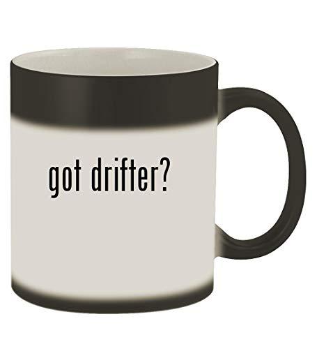 got drifter? - 11oz Magic Color Changing Mug, Matte Black