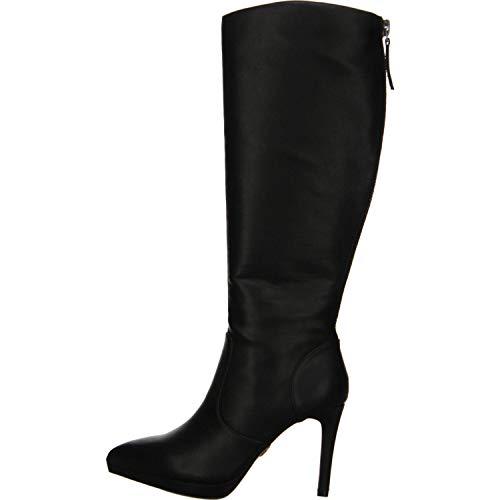 Buffalo Damen Fabienne Hohe Stiefel, Schwarz (Black 001), 40 EU