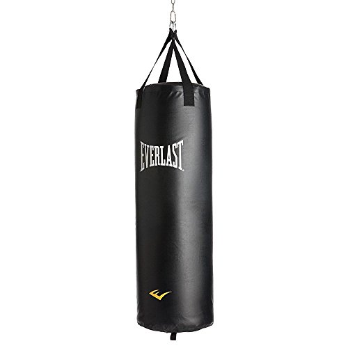 Everlast Nevatear Heavy Punch Bag - Black, 3 Ft