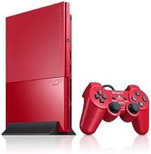 PlayStation 2 シナバー・レッド (SCPH-90000CR) 【メーカー生産終了】