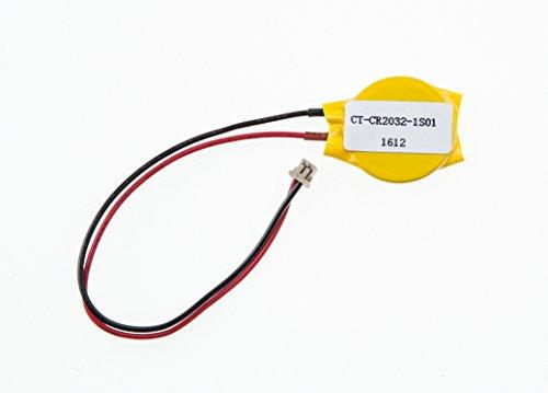 Panasonic CR2032 Asus Z8100 X401A X5DAD A45VS S200E CMOS Time BIOS Battery RTC