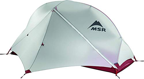 MSR HUBBA NX Solo Backpacking Tent (Grey)
