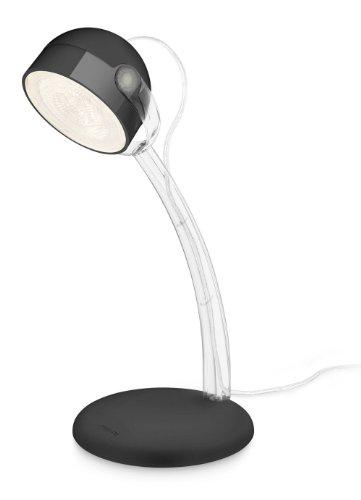 Philips myLiving Dyna - Lámpara de mesa, LED, casquillo E14, IP20, color...