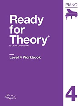 Paperback Ready for Theory: Piano Workbook Level 4 Book