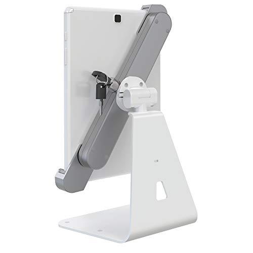Barkan - Soporte para Tablet de 8,7 a 12 Pulgadas, antirrobo, Soporte Giratorio 360 Grados, para...
