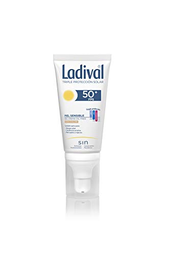 Ladival Crema solar para pieles sensibles con color FPS50+ - 50ml