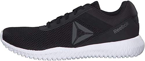 Reebok Herren Flexagon Energy Tr Multisport Indoor Schuhe, Mehrfarbig (Black/True Grey/White 000), 45 EU