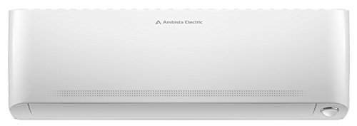 Ambista Electric ALPHA Indoor unit of 9000 BTU high wall split air conditioner, 2018 model, SEER 6.2, SCOP 4.0, 2.2/3.2 kW, Energy Class A+++