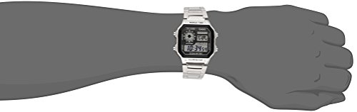 Casio watches Casio Men's AE1200WHD-1A Stainless Steel Digital Watch