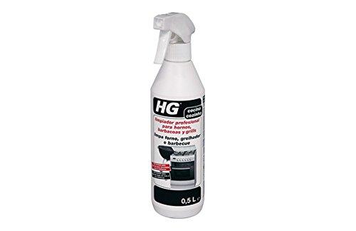 Hg - Limpiador Hornos 0.5L.Hg