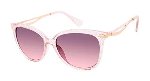 U.S. Polo Assn. Pa5034 - Gafas de sol redondas con protección UV