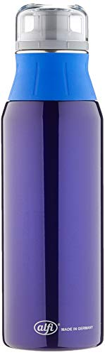 Alfi  5357123090  elementBottle Trinkflasche Edelstahl Bottle Pure blau,0,9L