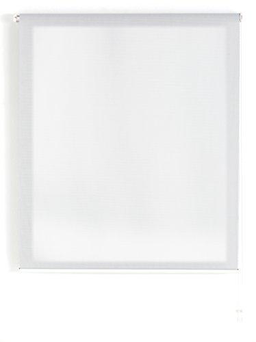 Uniestor S100 - Estor enrollable tipo screen, 140 X 180 cm, Antracita
