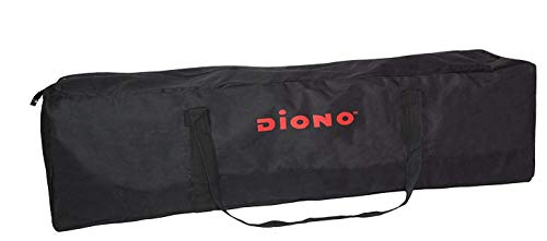 Diono Buggy Bag, Durable Lightweight Stroller Carry-Bag Black