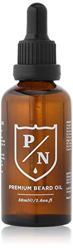 Olio da barba di Percy Nobleman–Premium profumata misto (ml) (Salute e Bellezza)