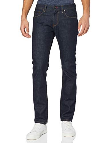 Tommy Hilfiger Herren CORE BLEECKER SLIM JEAN Slim Jeans, Blau (New Clean Rinse 919), W34/L34