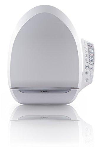 Dusch-WC Elektronischer Toiletten-Sitz mit seitlichem Bedienelement, Intimdusche Analreinigung, UB-6235S Standard