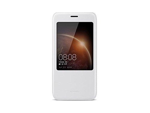 Huawei View Flip Cover für G8 weiß