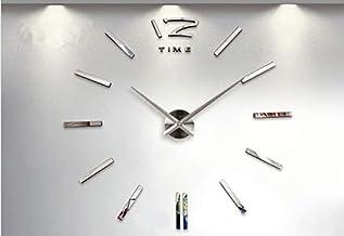 ساعة حائط قطع كبيرة الحجم