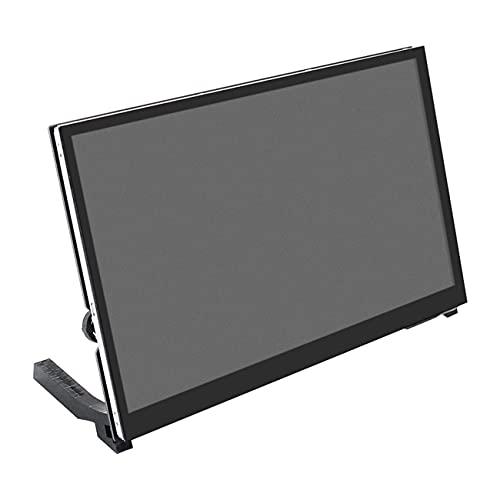 10,1 Zoll Touchscreen-Monitor 1024 * 600 Hochauflösendes tragbares IPS HD-Panel für Raspberry Pi 4B 3B + 3B 2B PC-LCD-Monitor